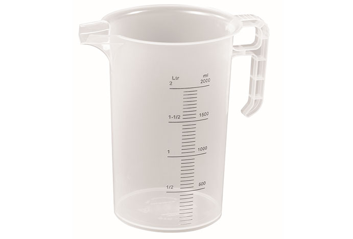 2 litre measuring jug - bag in box